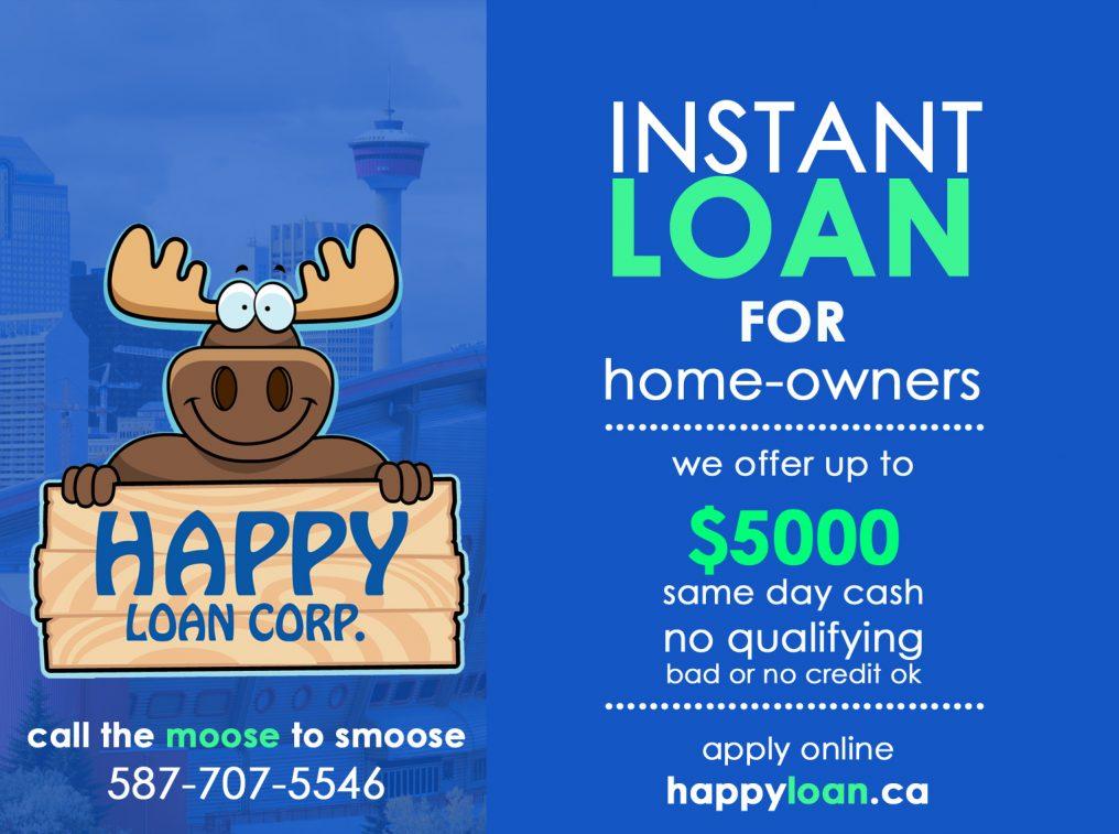 Loan in Calgary